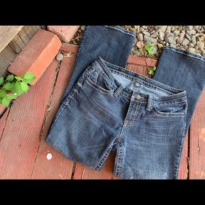 A.N.A 10P stretch jean washed indigo